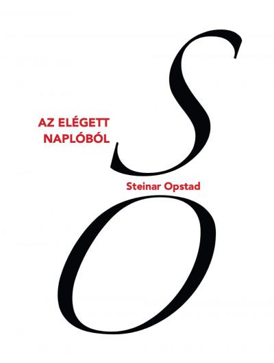 Steinar Opstad - Az elégett naplóból