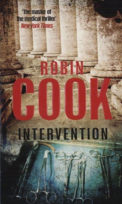Robin Cook - Intervention