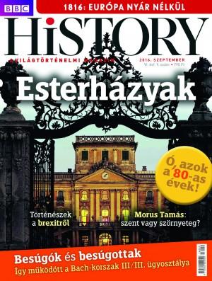 Papp G�bor (Szerk.) - BBC History VI. �vfolyam 9. sz�m - 2016. Szeptember