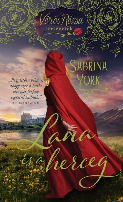 Sabrina York - Lana és a herceg