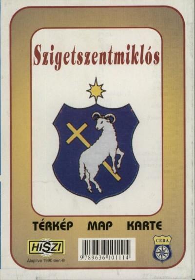 - Szigetszentmiklós térkép