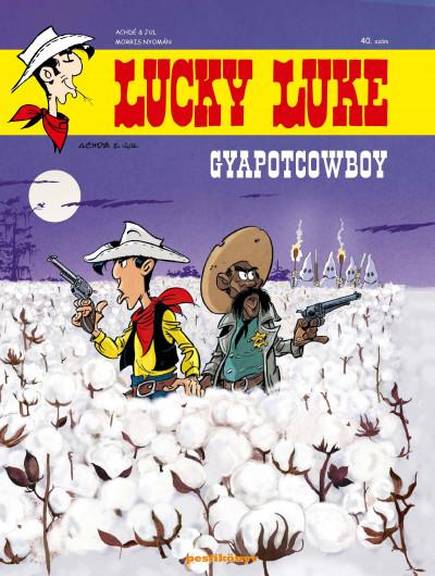 - Lucky Luke 40. - Gyapotcowboy
