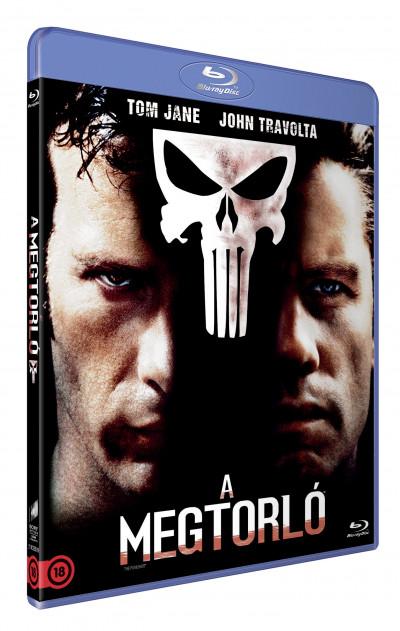 Jonathan Hensleigh - A Megtorló - Blu-ray