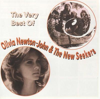 Olivia Newton - John & The New Seekers - The Very Best of Olivia Newton-John & The New Seekers - CD