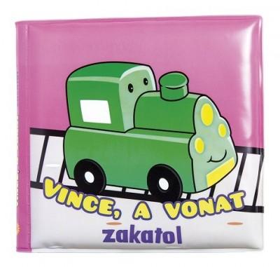 - Fürdőkönyvek - Vince, a vonat zakatol