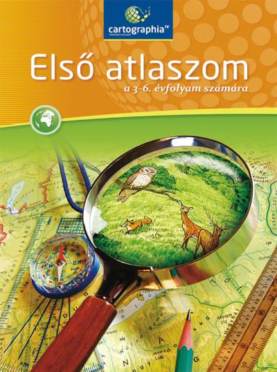 - Első atlaszom a 3-6. évfolyam számára
