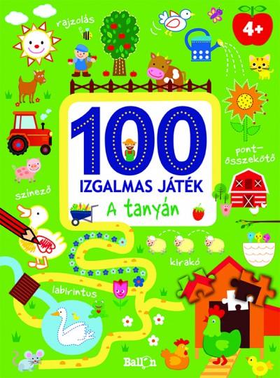 - 100 izgalmas játék - A tanyán