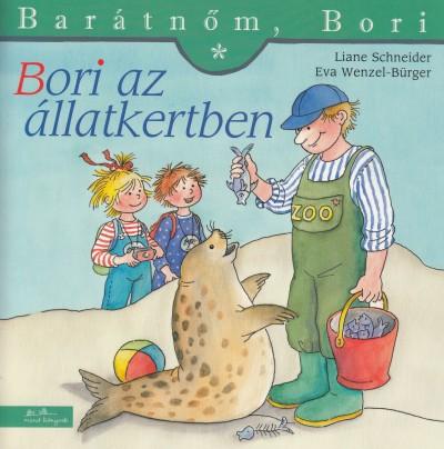Liane Schneider - Bori az állatkertben - Barátnőm, Bori 35.
