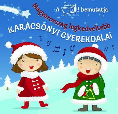 Válogatás - Magyarország legkedveltebb karácsonyi gyerekdalai - CD
