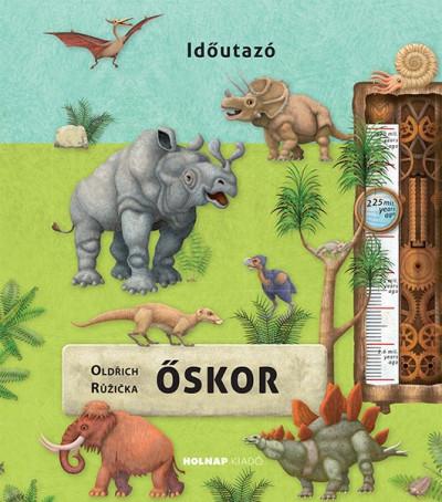 Oldrich Ruzicka - Őskor