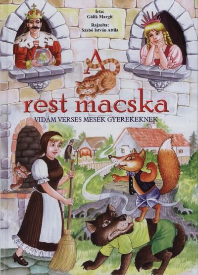 Gálik Margit - A rest macska