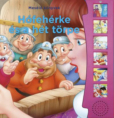 Major Eszter - Mesélő könyvek - Hófehérke és a hét törpe