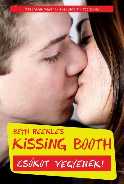 Beth Reekles - Kissing Booth - Csókot vegyenek!
