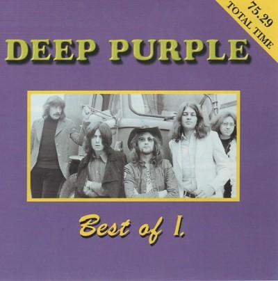Deep Purple - Best of I. - CD