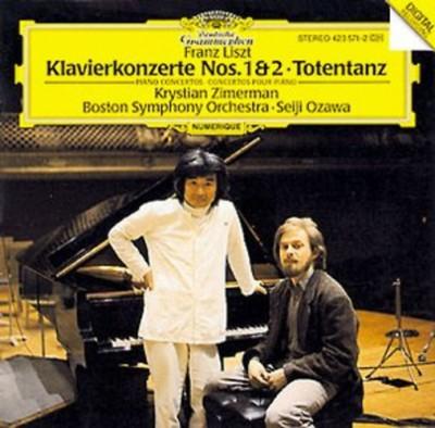 - Liszt: Klavierkonzerte Nos. 1 & 2