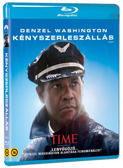 Robert Zemeckis - Kényszerleszállás - Blu-ray
