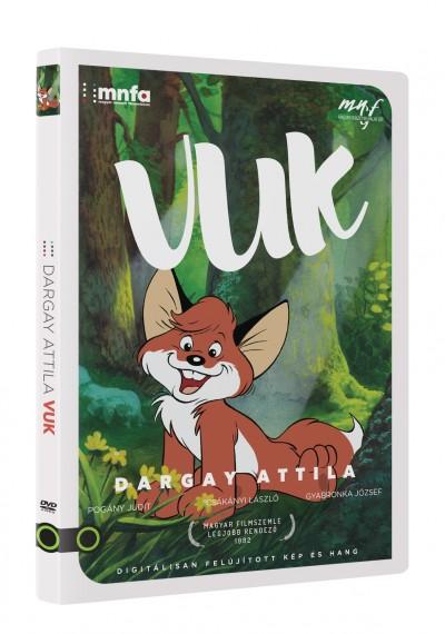 Dargay Attila - Vuk - DVD