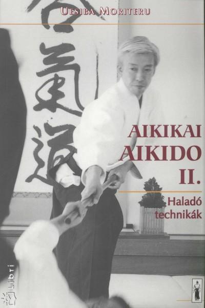 Uesiba Moriteru - Aikikai aikido II.