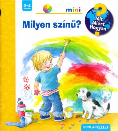 Doris Rübel - Milyen színű?