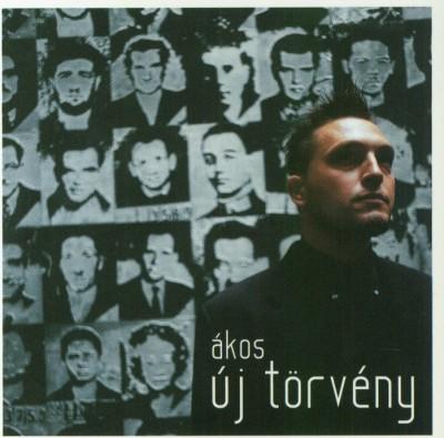 Kovács Ákos - Új törvény (újra kiadás) - CD