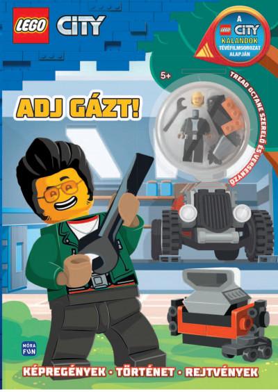 - LEGO City - Adj gázt! - ajándék minifigurával