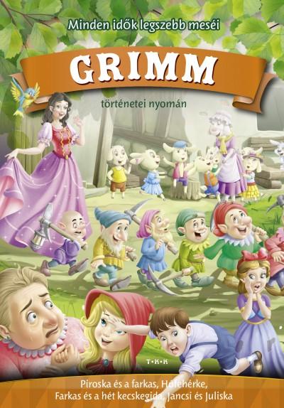 - Grimm történetei nyomán - Piroska és a farkas, Hófehérke, Farkas és a hét kecskegida, Jancsi és Juliska