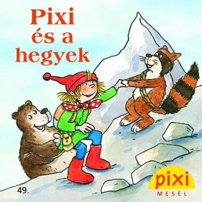 Simone Nettingsmeyer - Pixi és a hegyek