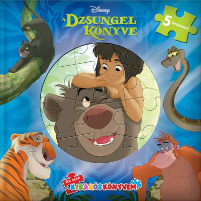 Eliana Palucci - Disney - Az első kirakós könyvem: Dzsungel könyve
