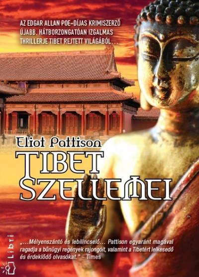 Eliot Pattison - Tibet szellemei