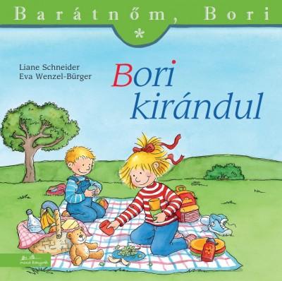 Liane Schneider - Bori kirándul