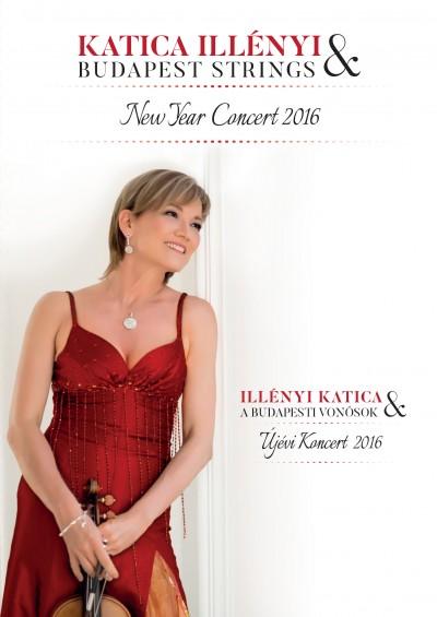 Illényi Katica - Újévi koncert - 2016 - DVD