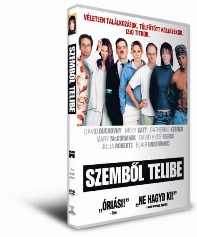 - Szemből telibe - DVD