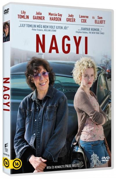 Paul Weitz - Nagyi - DVD