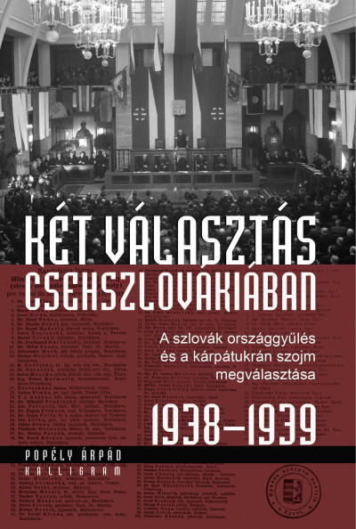 Popély Árpád - Két választás Csehszlovákiában