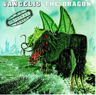 Vangelis - The Dragon - CD