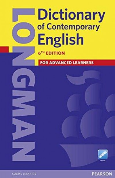 - Longman Dictionary of Contemporary English PB. + Online