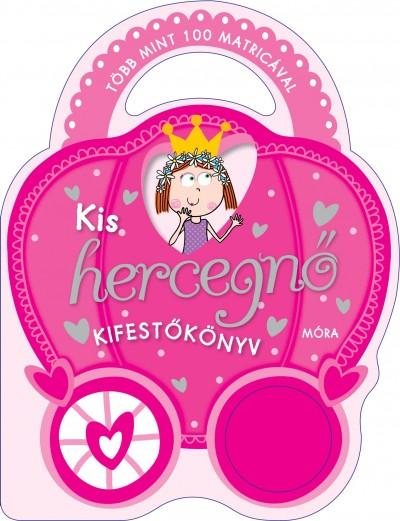 - Kis hercegnő - Kifestőkönyv