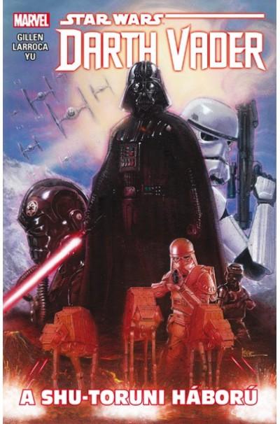 Kieron Gillen - Star Wars: A shu-toruni háború - Képregény