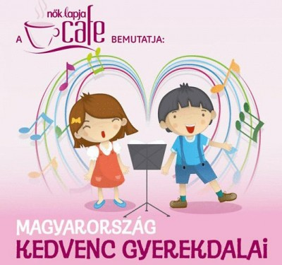 Válogatás - Magyarország kedvenc gyerekdalai - CD