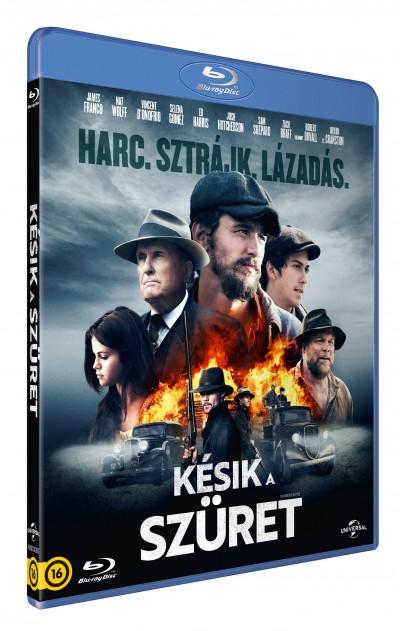 James Franco - Késik a szüret - Blu-ray