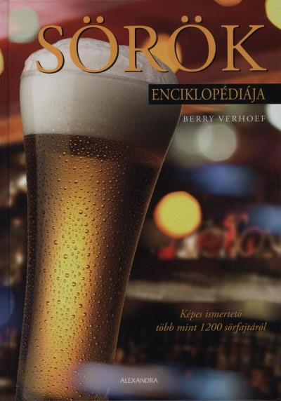 Berry Verhoef - Sörök enciklopédiája