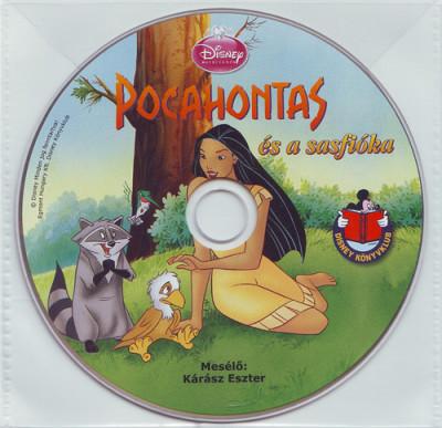 Kárász Eszter - Pocahontas és a sasfióka - Walt Disney - Hangoskönyv