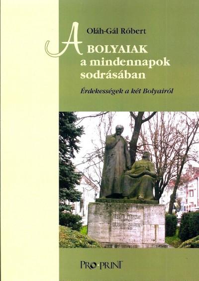 Oláh-Gál Róbert - A Bolyaiak a mindennapok sodrásában