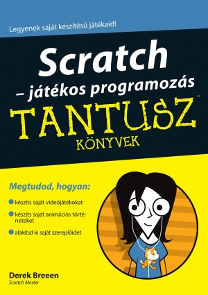 Derek Breen - Scratch - j�t�kos programoz�s