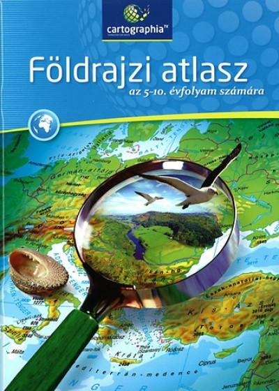 - Földrajzi atlasz az 5-10. évfolyam számára
