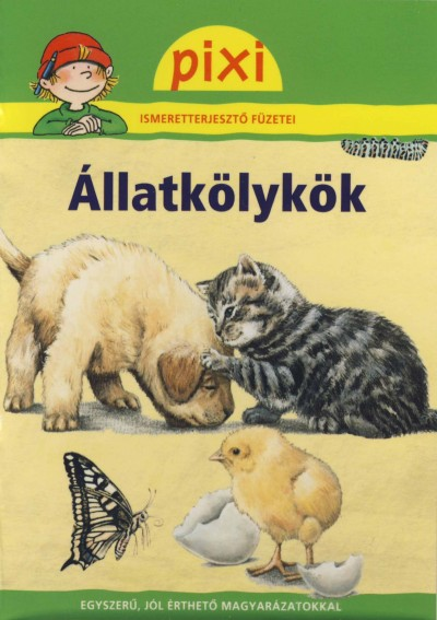 Hanna Sörensen - Állatkölykök
