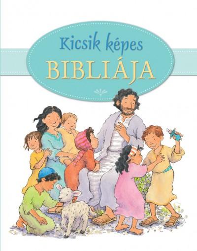 Pasquali Elena - Kicsik képes Bibliája