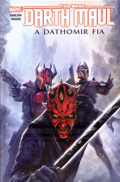 Jeremy Barlow - Star Wars: Darth Maul, a Dathomir fia