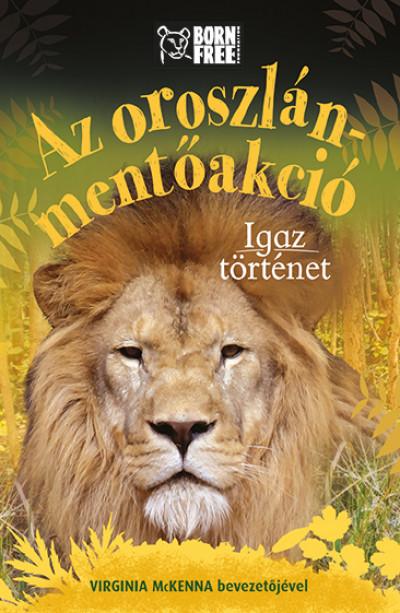 Sara Starbuck - Az oroszlán-mentőakció