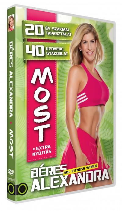 - Béres Alexandra - Most - DVD